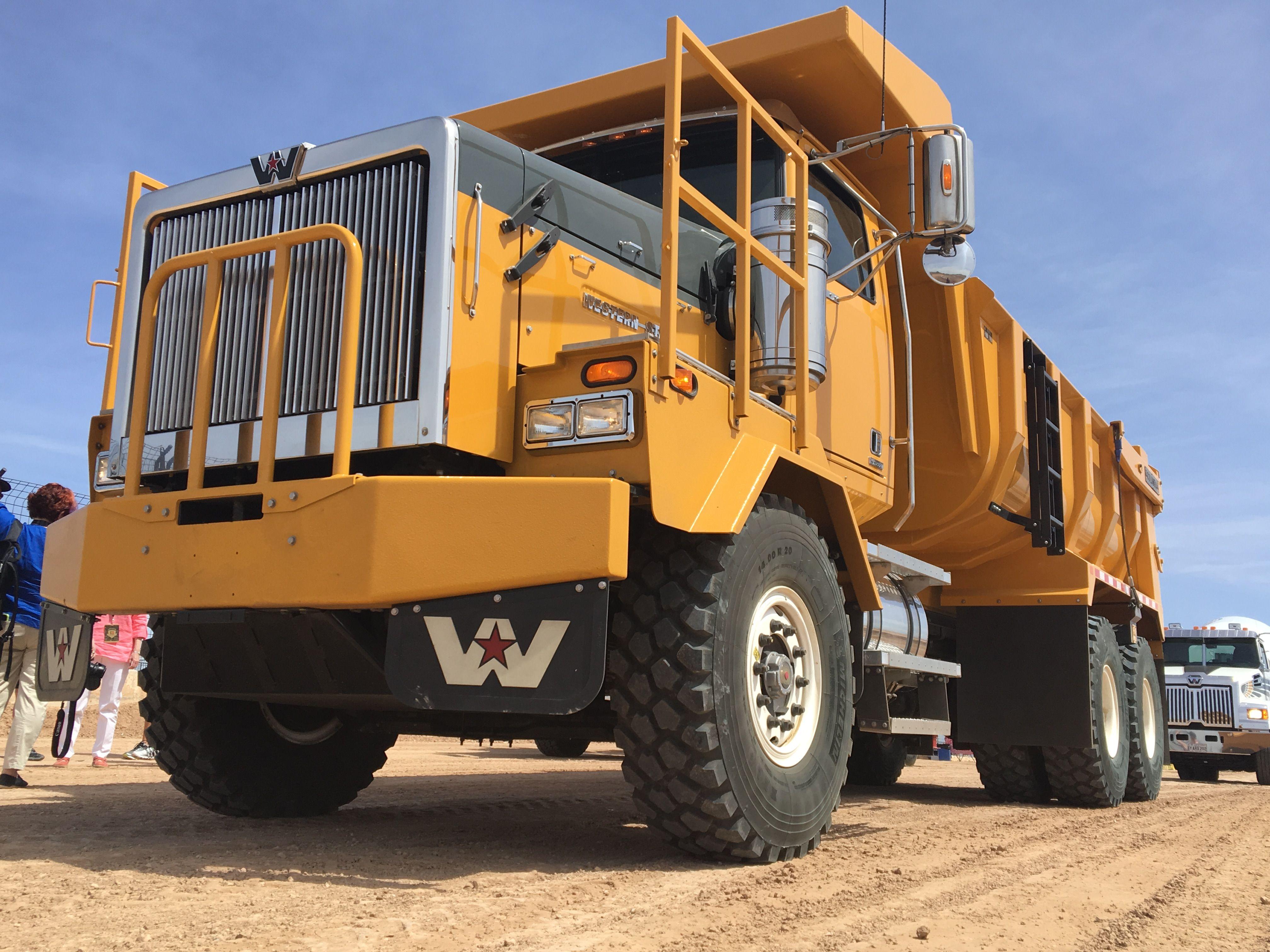 Test Drive Western Star S Off Road Xd 25 Western Star Trucks