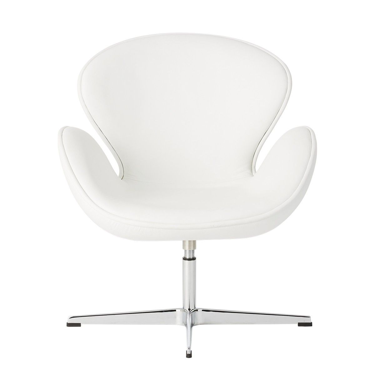Replica Arne Jacobsen Swan Chair Italian Leather Replica Chairs