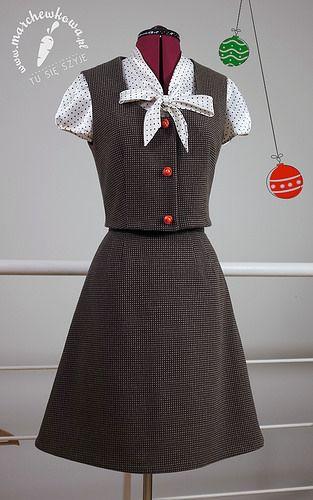 3043d5fc blog, marchewkowa, szycie, krawiectwo, sewing, burda, pattern ...