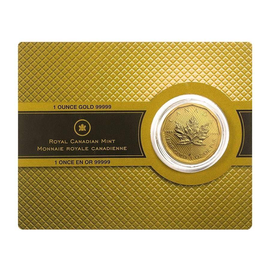 2009 1 Oz Canadian Gold Maple Leaf Assay Bullion Exchanges Bullion Bullionexchanges Preciousmetals Invest Stack Co Gold Bullion Coins Gold Coins Gold