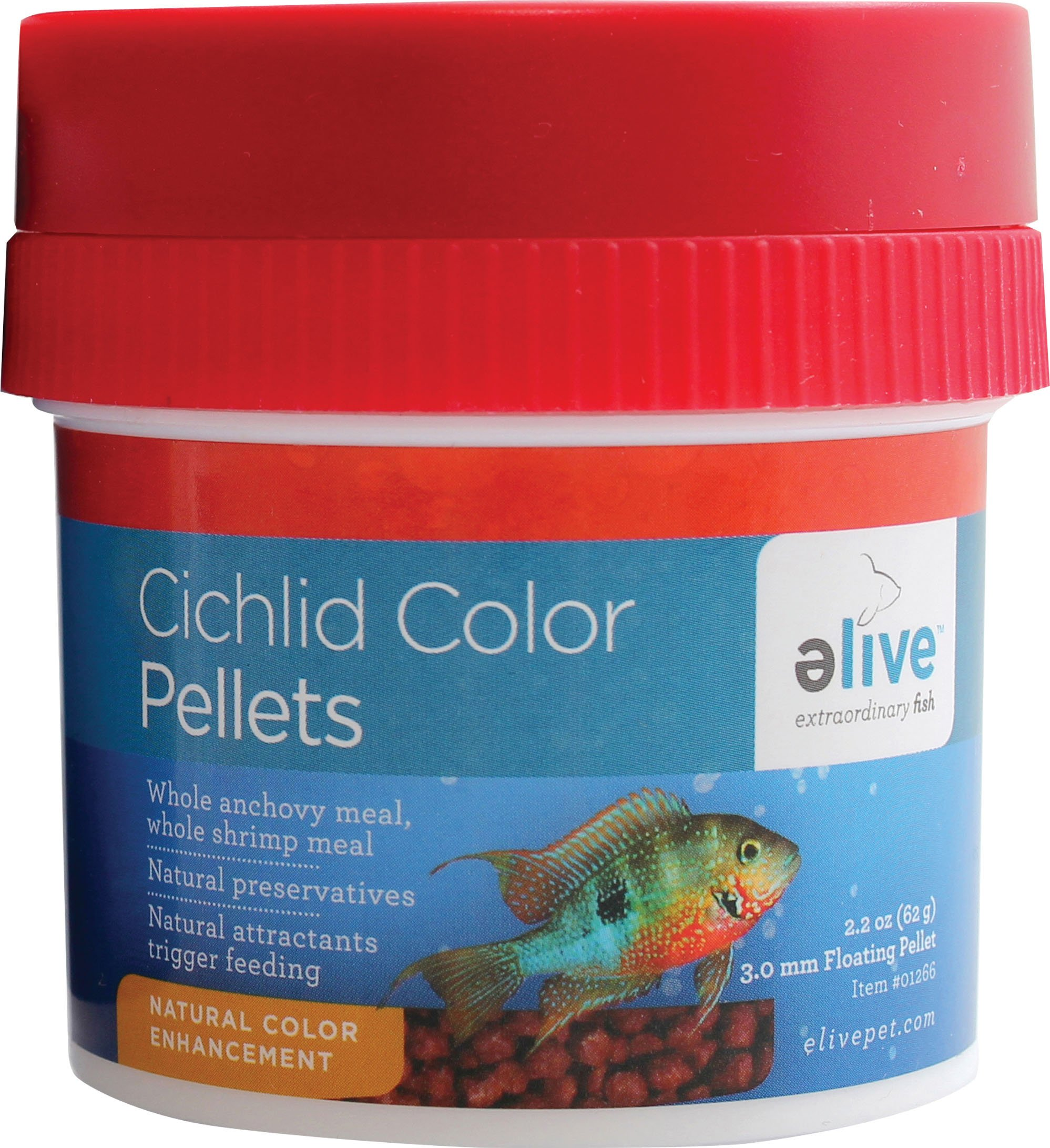 Elive Llc.-Cichlid Color Pellets 2.2 Ounce | Products | Pinterest ...