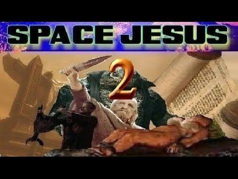 SPACE JESUS : Was Jesus Christ An Alien ?  Pt. 2 - http://music.tronnixx.com/uncategorized/space-jesus-was-jesus-christ-an-alien-pt-2/ - On Amazon: http://www.amazon.com/dp/B015MQEF2K