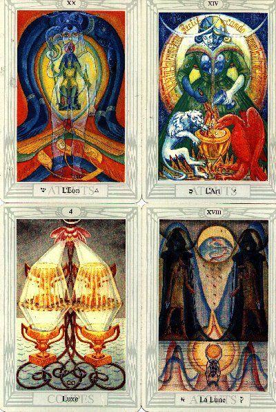 Tarot of Thoth Custom Spells-The Tarot of Thoth Custom Spell