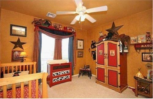 western style bedroom ideas | Cowgirl room, Cowboy bedroom