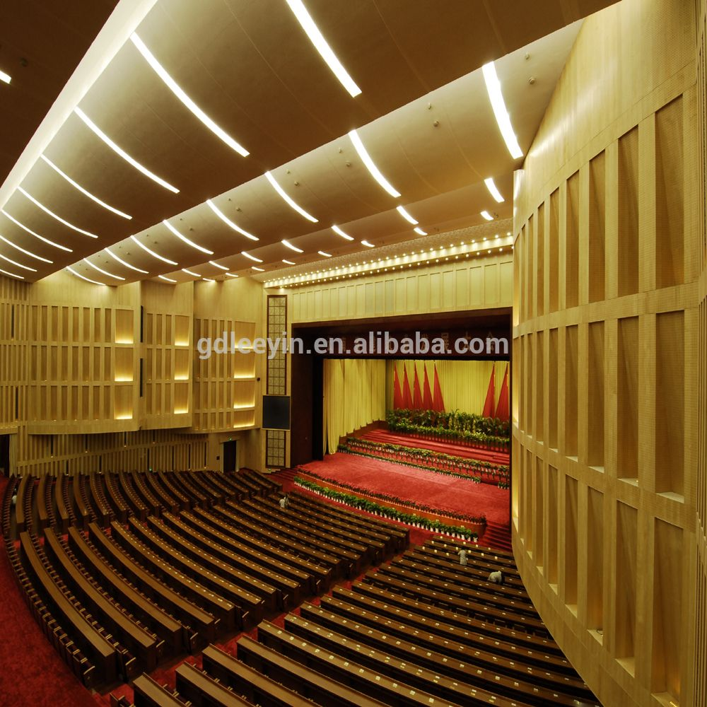 High quality sound diffusing panels acoustic diffuser for home ...