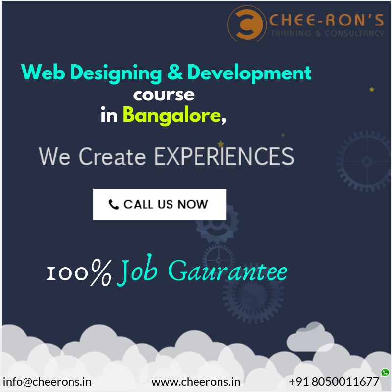 We Offer Advance Web Designing Training With The Most In Demand Syllabus Our Web Design Course Is A Compl Web Design Training Web Design Course Web Marketing