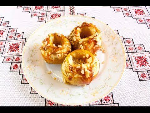 Яблоки с корицей и медом рецепт пошагово