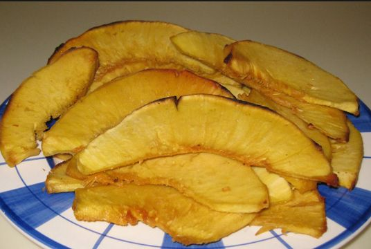 Fried Breadfruit | Trinidad and Tobago | Haitian food ...