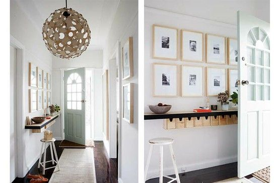 No Foyer No Problem Tips Tricks For Faking It Small Entryways Entryway Inspiration Kitchen Entryway Ideas Small living room no entryway