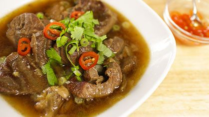 Thai beef stew recipe video tutorial asian food pinterest food thai beef stew recipe video tutorial forumfinder Image collections