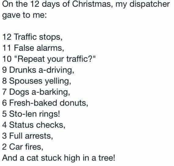 Police Christmas song POLICE MILITARY Pinterest Leo wife and - resume for dispatcher