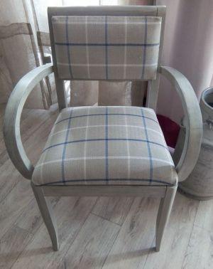 Les Belles Assises Refection pléte d un fauteuil Bridge