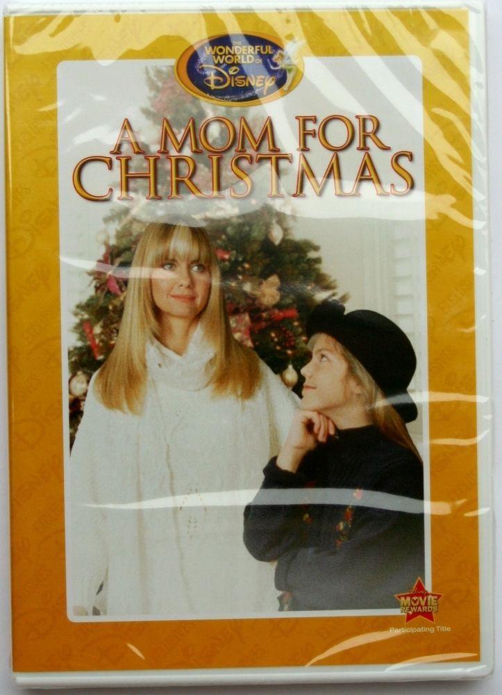 A Mom For Christmas.A Mom For Christmas Disney Movie Club Exclusiv Dvd Olivia