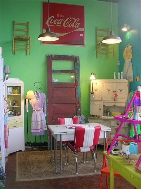 Nostalgia Home Knoxville Tn Vintage Store Knoxville Home