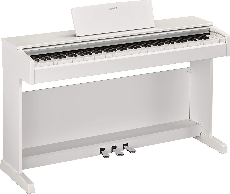 Yamaha Ydp 143 Arius Digital Piano In Black Walnut Finish Amazon Co Uk Musical Instruments Digital Piano Yamaha Digital Piano Yamaha Piano