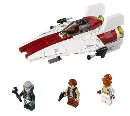 LEGO Star Wars A-wing Starfighter 75003 coupon  #kid_game #kid_gift #child_game #kid_toy #child_gift #child_toy #kid #child #toy #gift