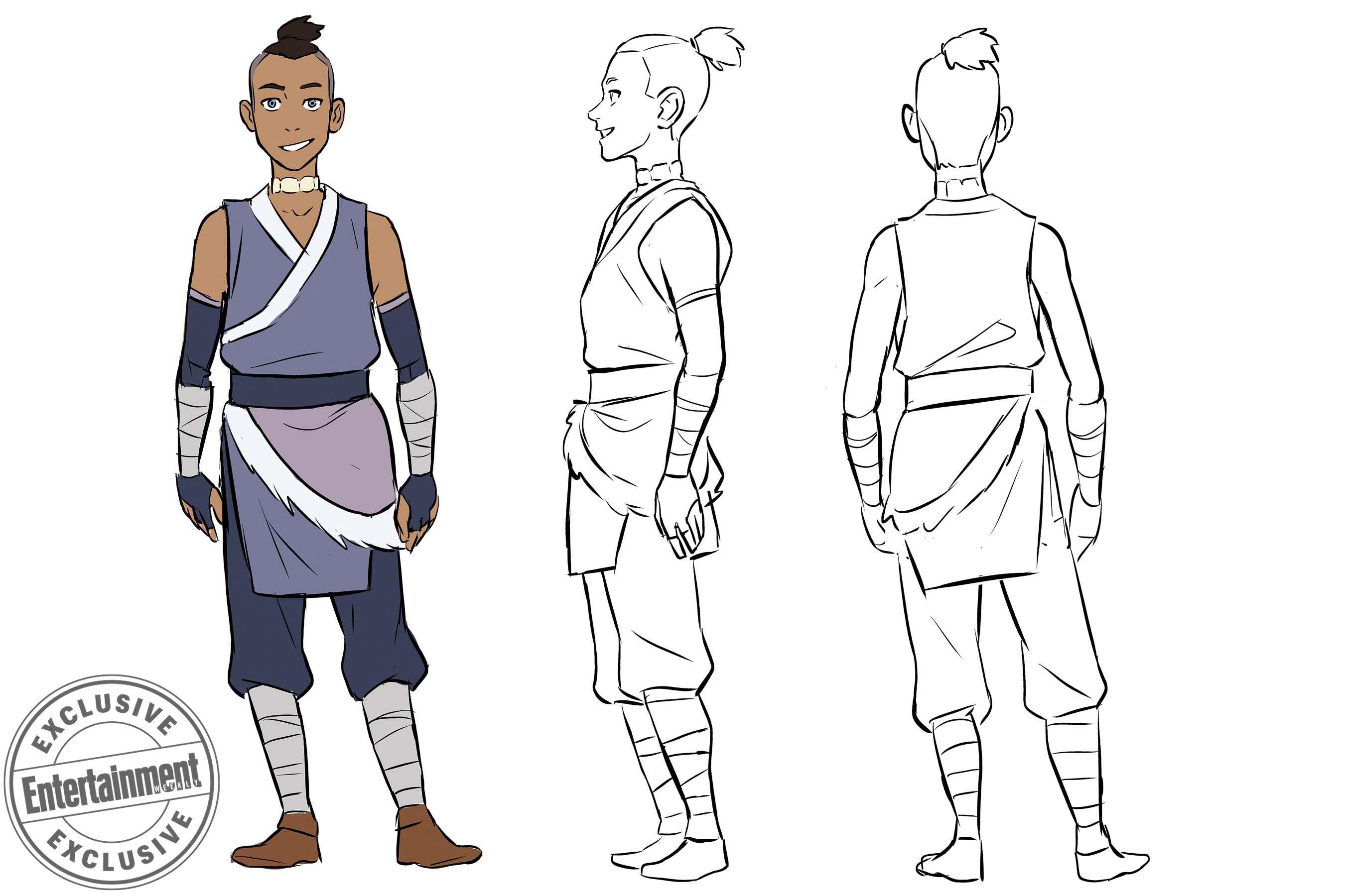avatar character design avatar the last airbender character designer - yaser.vtngcf