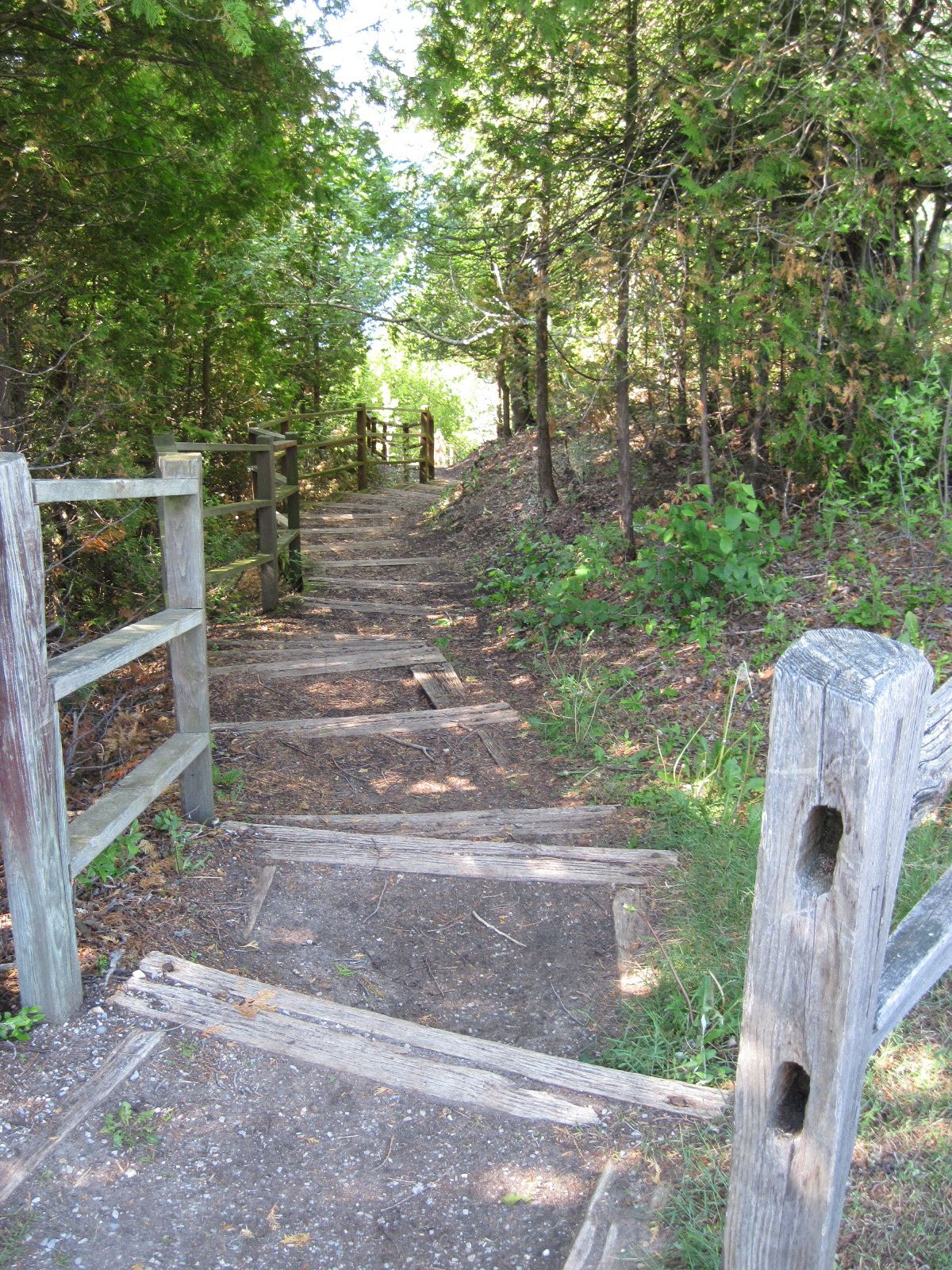 Best 100 Stairs To Lake Michigan At Peterson Park Hillside 400 x 300