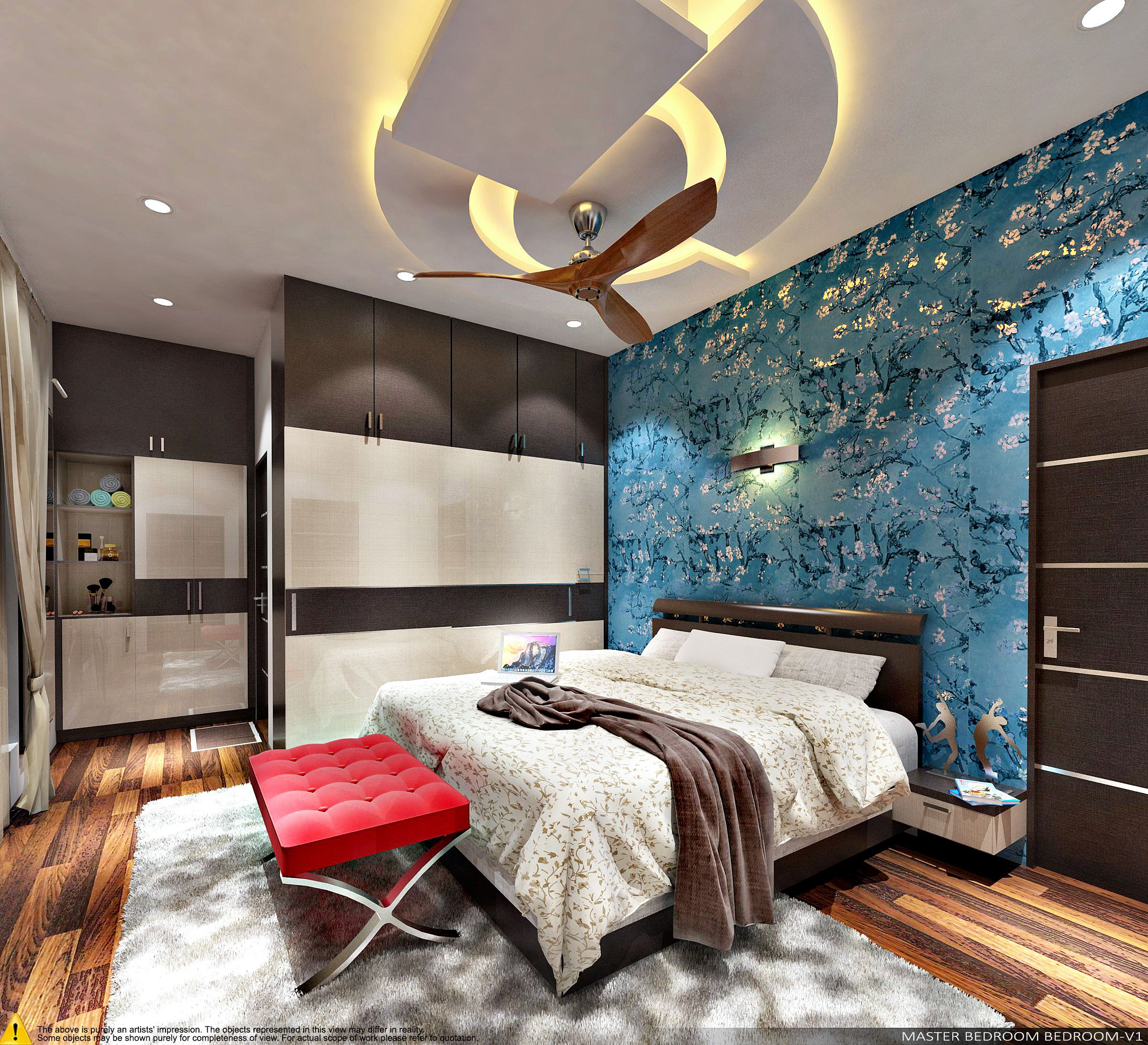 Bed Room At Its Best Get In Touch With Us For Any Interior Requirements Visit Www Magnonindia Com Interior House Interior Interior Design