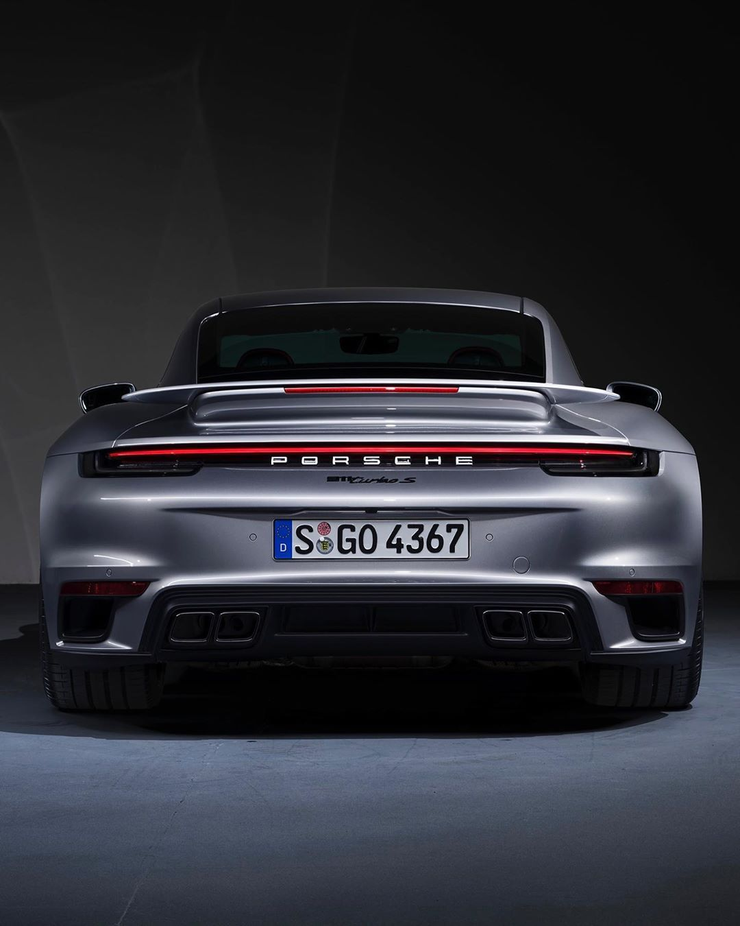 Crazy About Porsche On Instagram Say Hello To The New Porsche Turbo S Porsche 992 Turbo Porscheoftheday Por In 2020 Porsche Turbo S New Porsche Turbo S