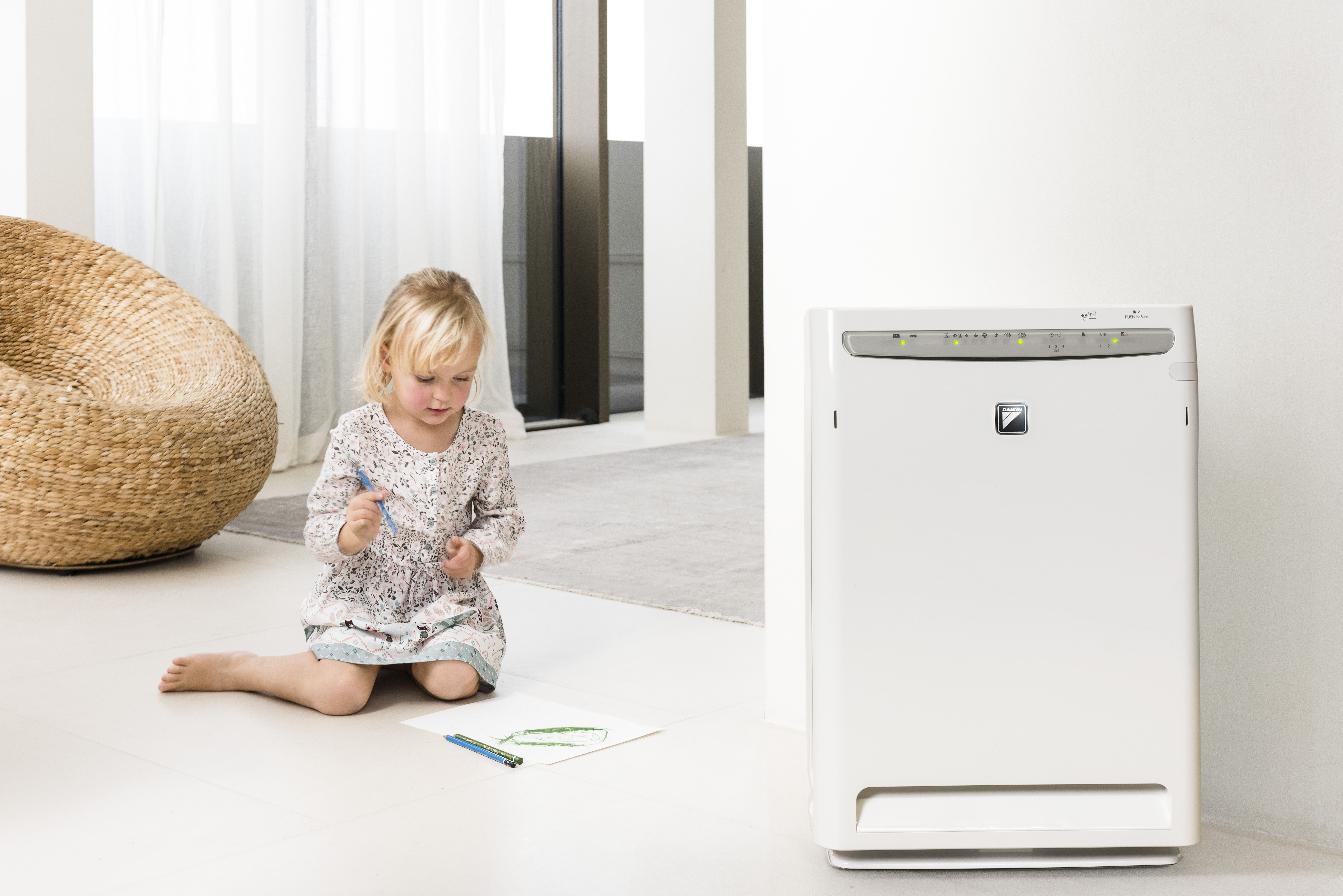 Did you know our Air Purifiers minimise asthma and allergy