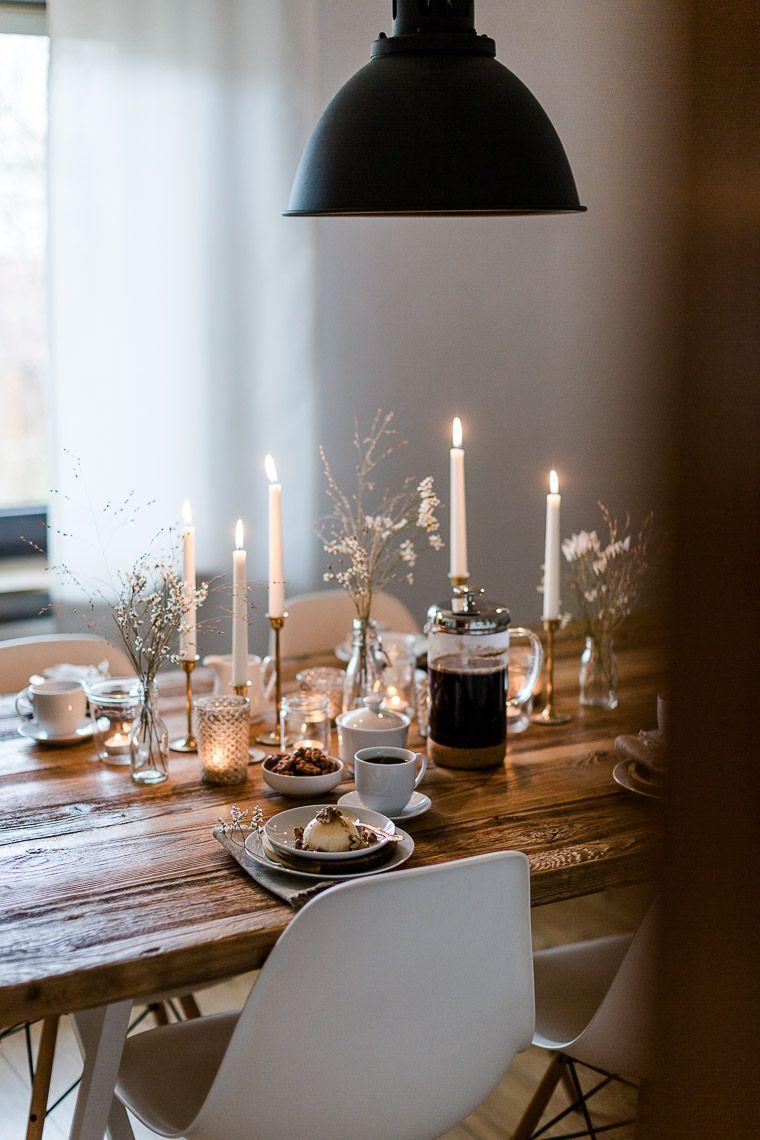 Photo of Weihnachtliches Dessert: einfaches Parfait mit Ahornsirup und gebrannten Pekannüssen – Dreierlei Liebelei