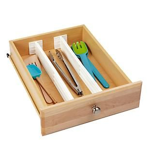 The Container Store U003e Kitchen Dream Drawer Organizers. You Can Also Use  These In Your