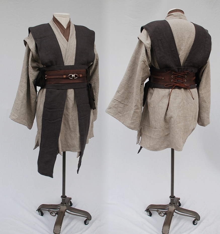 Mace Windu Inspired Costume | Cosplay star wars, Star wars