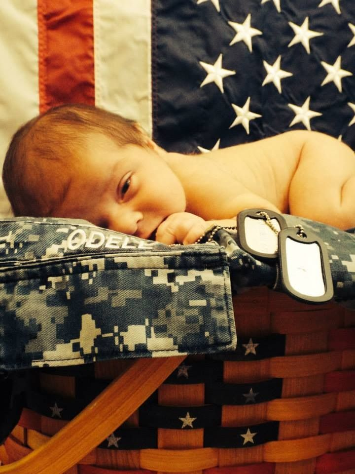 Jax our Navy baby