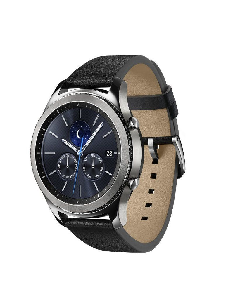 Gadgets And Gizmos Galore 100 Cool Tech Gifts To Give To The Men In Your Life Samsung Smart Watch Bluetooth Watch Smart Watch