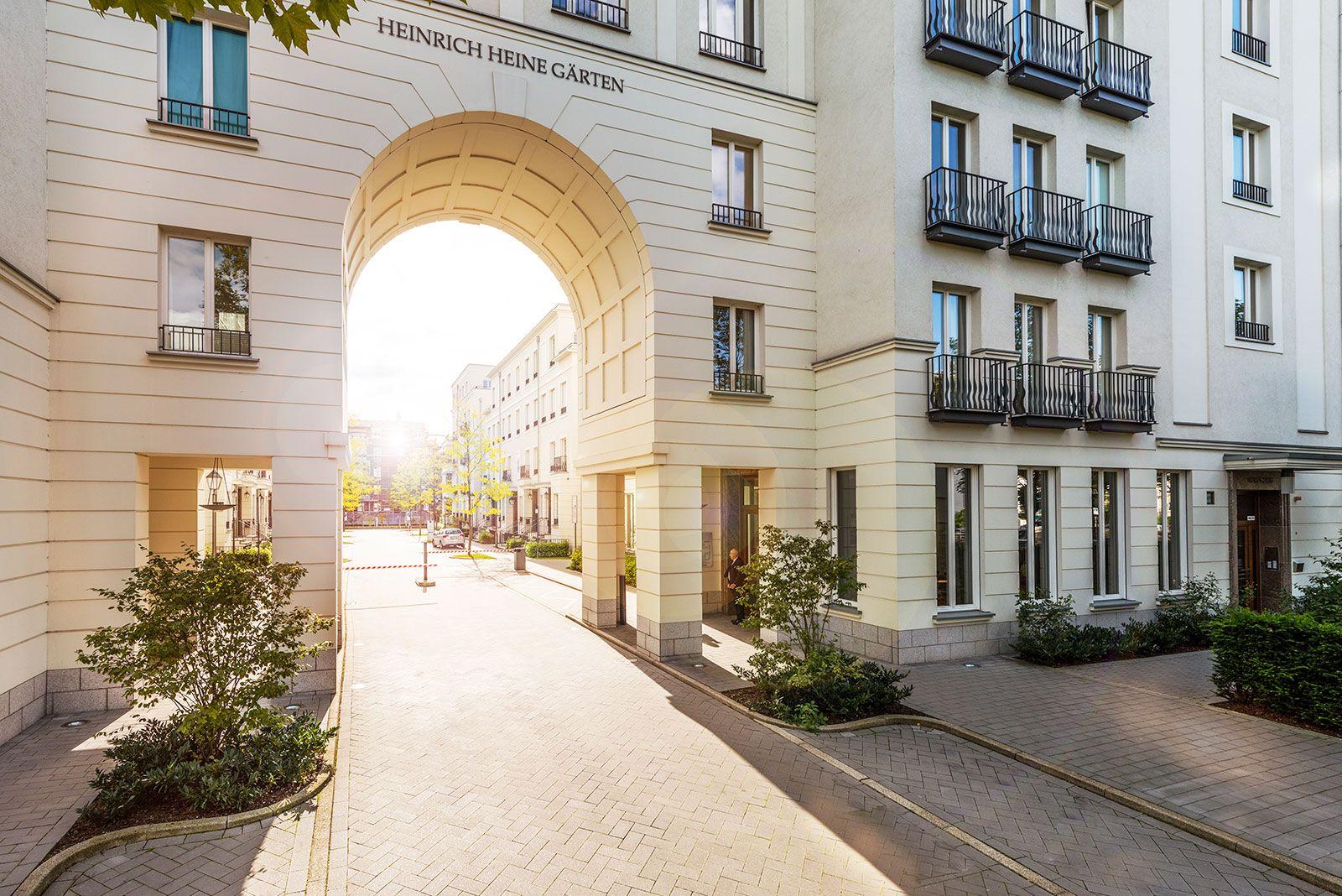 Dusseldorf Eigentumswohnung Penthouse Wohnung Stadtwohnungen
