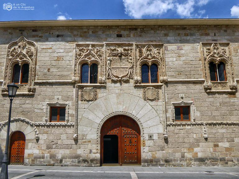 Casa De Los Momos Que Ver En Zamora Renacimiento Español Zamora Palacios
