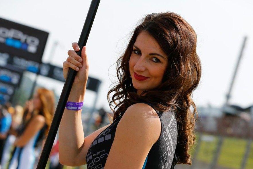 MotoGP, Sachsenring, Grid Girls, Models, GoPro, GermanGP, Motorrad ...