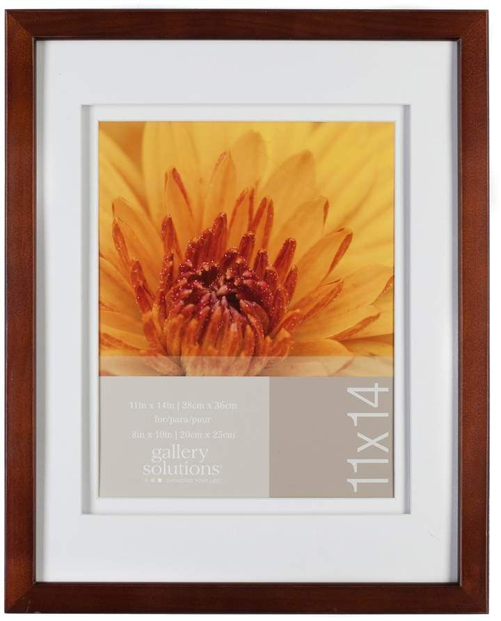 Gallery Solutions 11 X 14 Matted Frame Products Frames On Wall Frame Collage Picture Frames