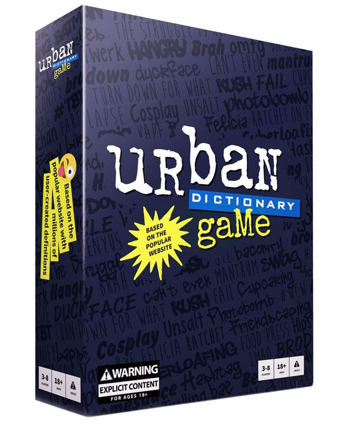 Urban Dictionary Game Urban Dictionary Buffalo Games Card Games