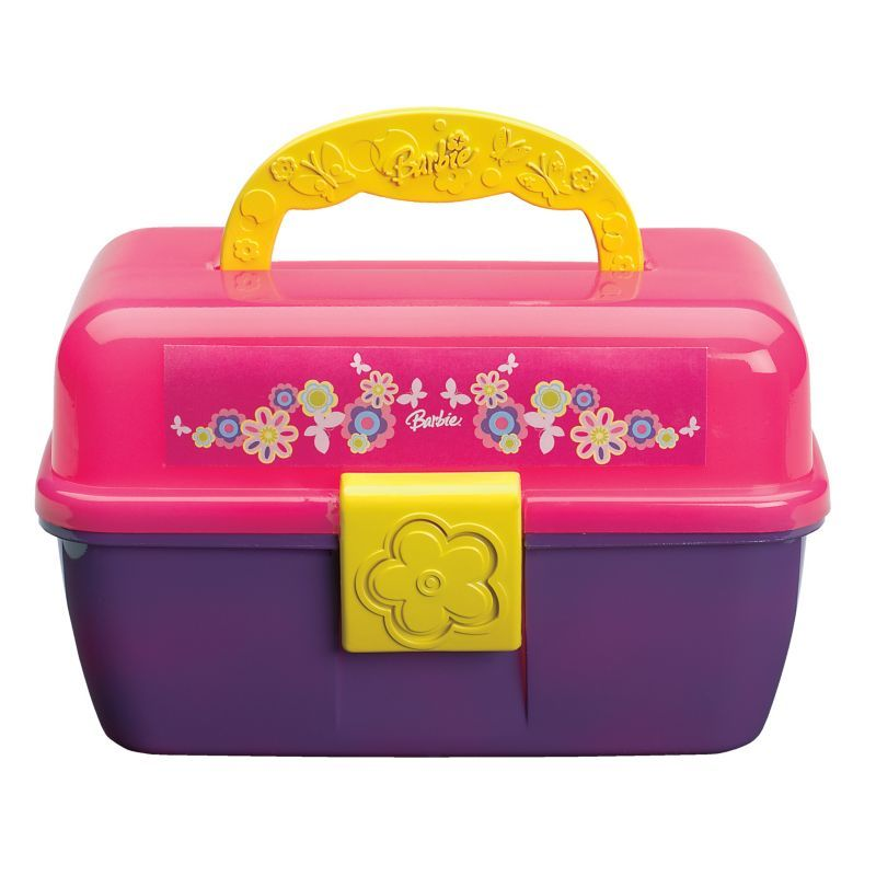Shakespeare Pullout Barbie Tray | Fishing tackle box, Barbie