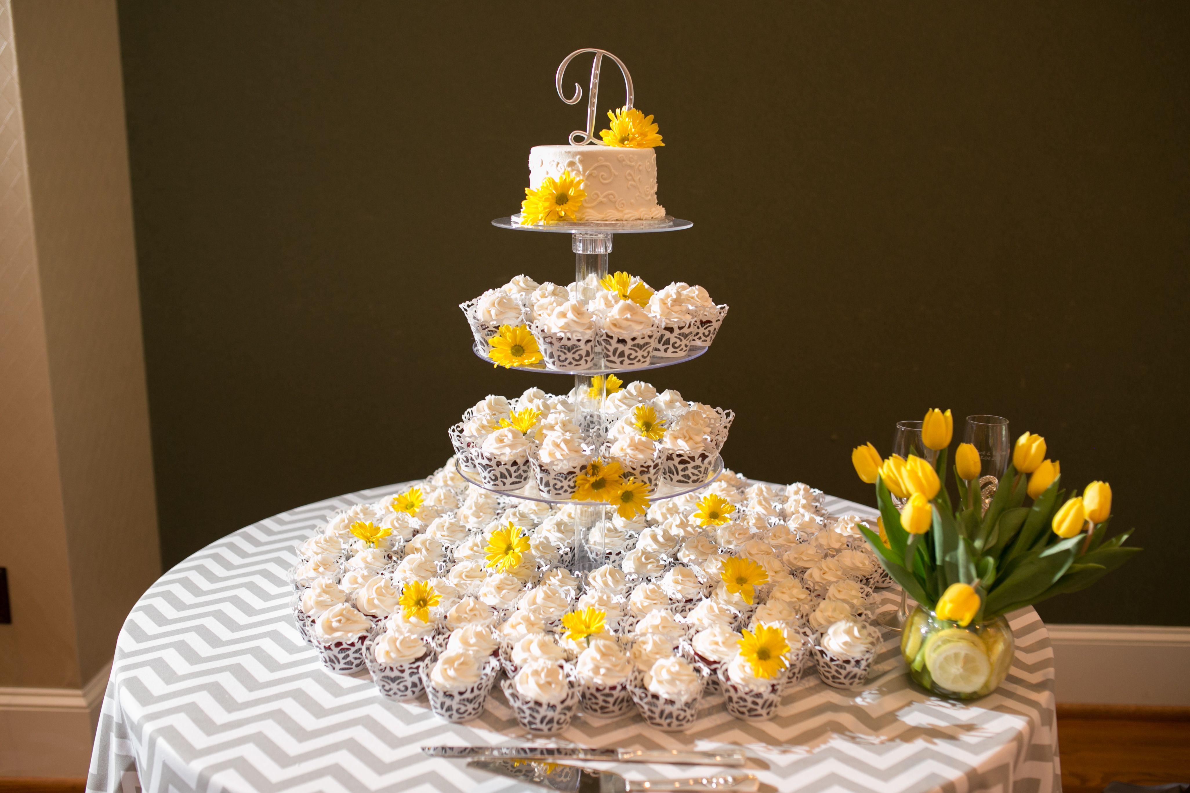 Six Naked Wedding Cake Ideas