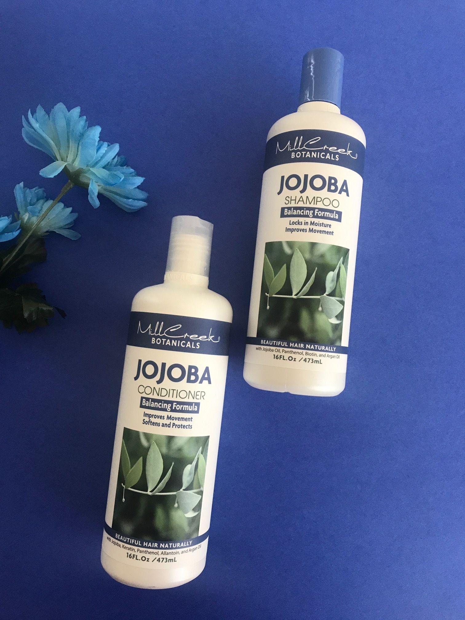 Mill Creek Jojoba Shampoo 14 oz Jojoba shampoo, Natural