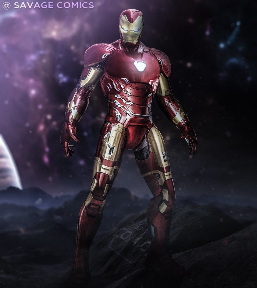 Armors Of Ironman Wallpaper Hd