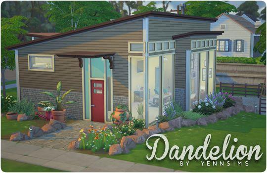 yennsims: Dandelion Lot size: 30x20 No CC … DOWNLOAD ( tray