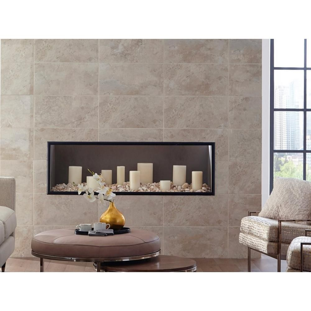 tarsus almond polished porcelain tile