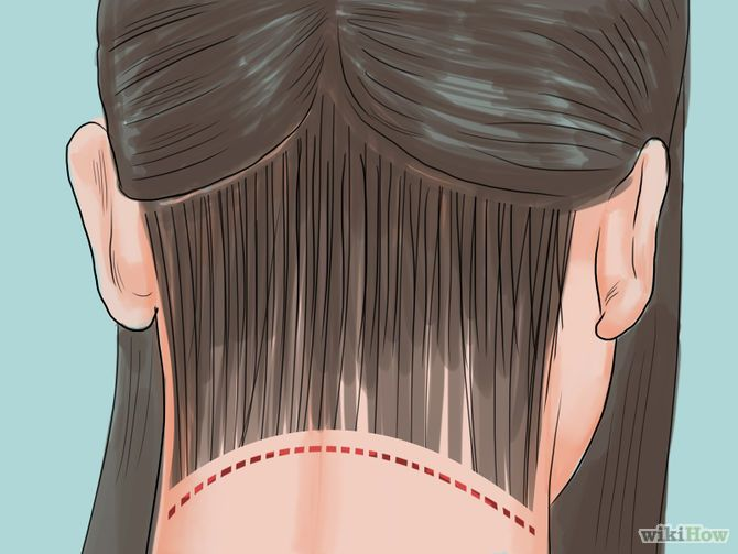 how to cut weight from a bob yourself