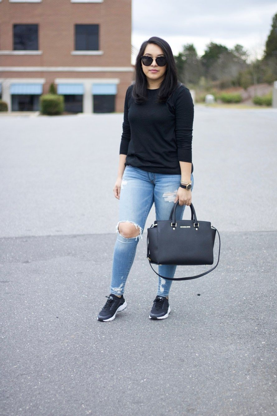 Casual in Sneakers is part of Fashion outfits -