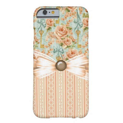 Country Rose Garden iPhone 6 Slim Case