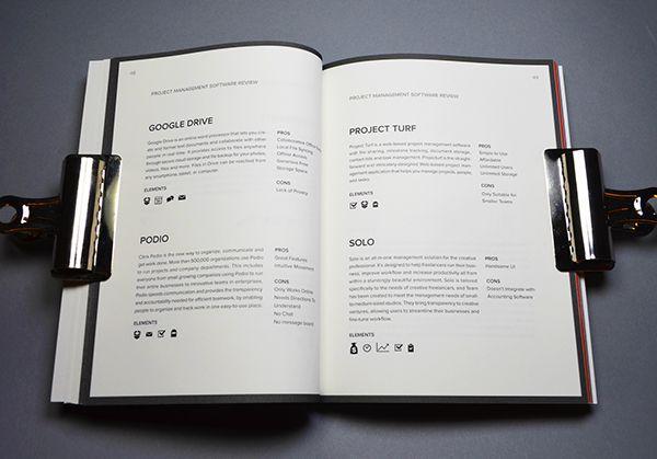 Seeking Simplicity on Editorial Design Served