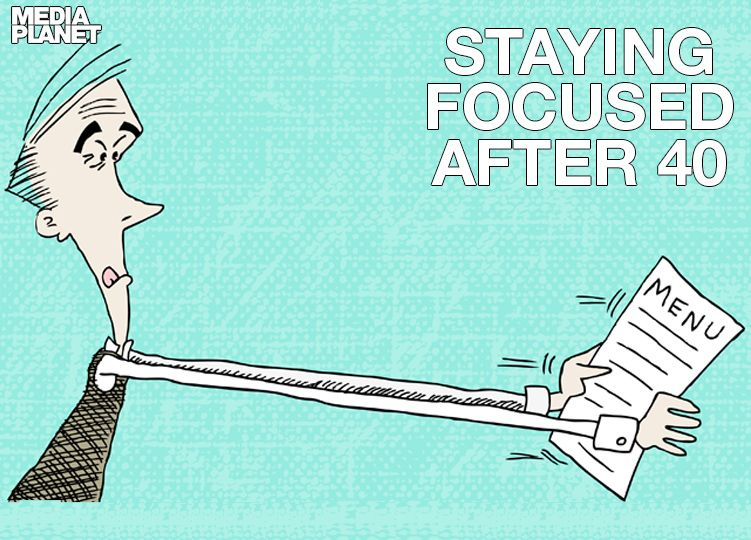 Staying Focused After 40 Multifocal contact lenses