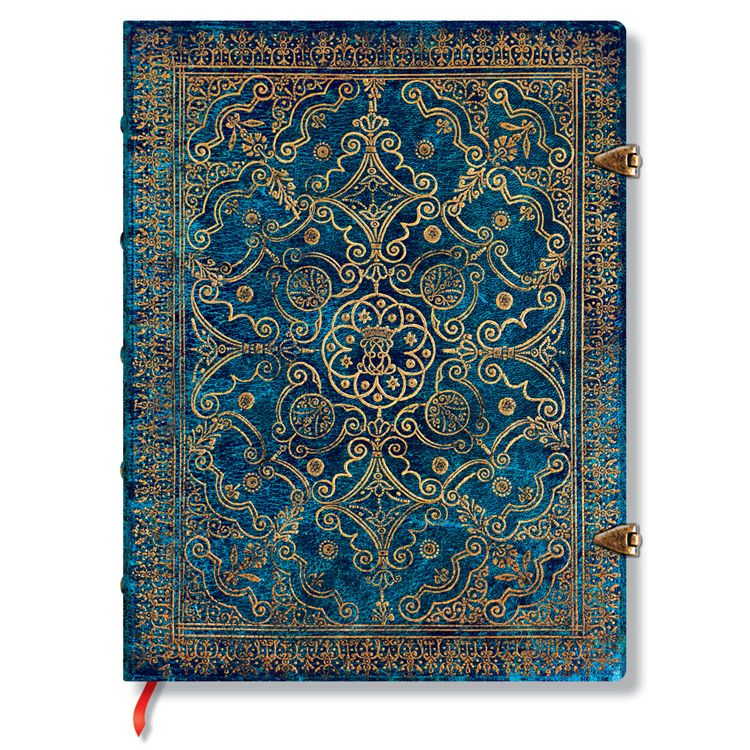 Paperblanks Equinoxe Azure Journal. Again, not sure if I want ultra, mini, midi, slim or what. Need to check size