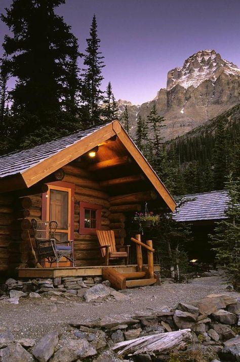 1001 ideas de caba as de madera rurales con encanto - Ideas para casas rurales ...
