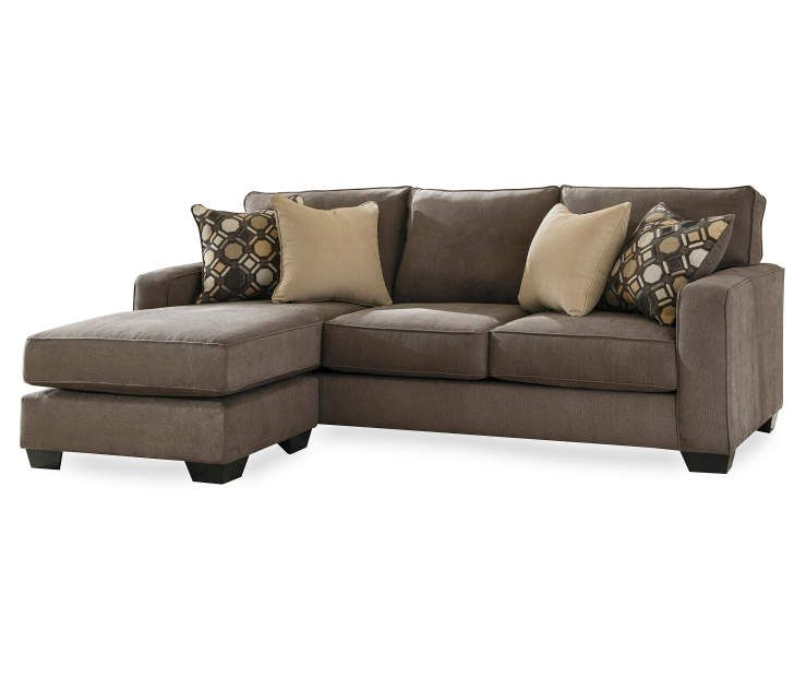Keenum Taupe Sofa with Reversible Chaise at Big Lots. | furniture ...