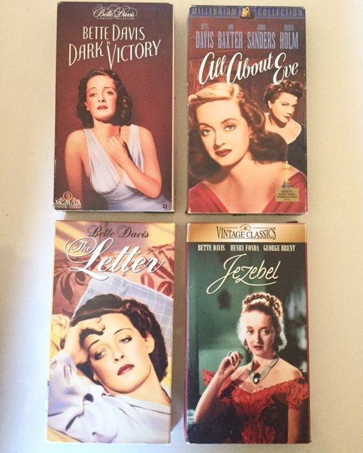 Lot of 4 Jezebel The Letter All About Eve Dark by MsStreetUrchin
